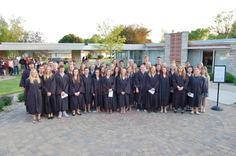 2015 BP Baccalaureate at FLC